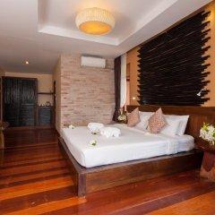 Отель Palm Leaf Resort Koh Tao 3* Улучшенная вилла с различными типами кроватей фото 5