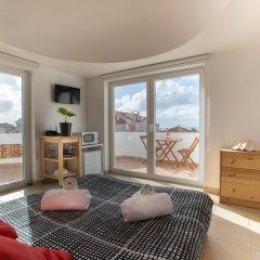 Alex Surf Hostel комната для гостей