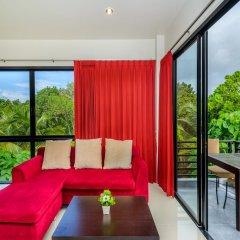 Отель Baan Phu Chalong 3* Стандартный номер разные типы кроватей фото 3