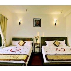 Отель Blue An Bang Villa 2* Стандартный номер с 2 отдельными кроватями фото 4