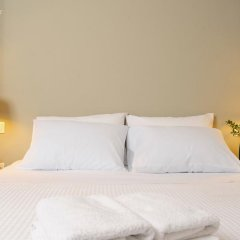 Апартаменты Live in Athens, short stay apartments комната для гостей фото 10