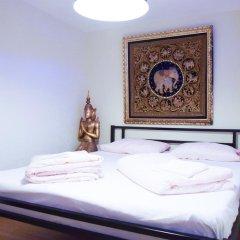 Хостел Moscow Friends комната для гостей фото 3