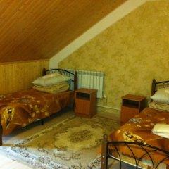 Гостиница Айс Черри Домбай Стандартный номер с двуспальной кроватью фото 26