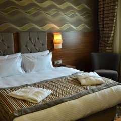 Adranos Hotel 4* Стандартный номер с двуспальной кроватью