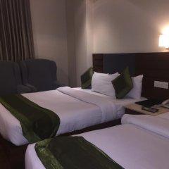 Hotel Aura 3* Стандартный семейный номер с двуспальной кроватью