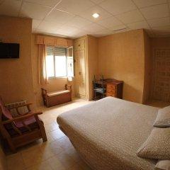 Отель Hostal La Casa de Enfrente Стандартный номер двуспальная кровать