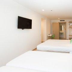 Отель SmartRoom Barcelona комната для гостей фото 4