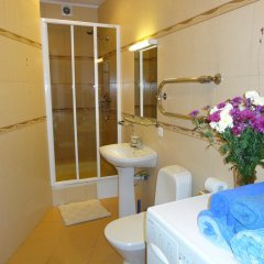 Отель Old City Apartments Латвия, Рига - отзывы, цены и фото номеров - забронировать отель Old City Apartments онлайн ванная