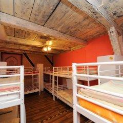 Backpacker Hostel Кровать в общем номере с двухъярусной кроватью фото 10