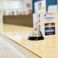 Отель Carbonell Испания, Льянса - отзывы, цены и фото номеров - забронировать отель Carbonell онлайн с домашними животными