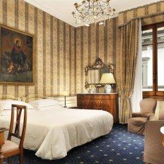 Отель Helvetia & Bristol Firenze Starhotels Collezione 5* Стандартный номер фото 31
