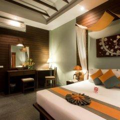 Отель Baan Chaweng Beach Resort & Spa 3* Люкс с видом на пляж с различными типами кроватей фото 11