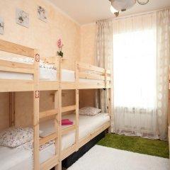 Europa Hostel Кровать в женском общем номере с двухъярусной кроватью фото 7