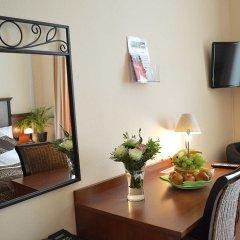 City Hotel West 3* Стандартный номер с двуспальной кроватью фото 4