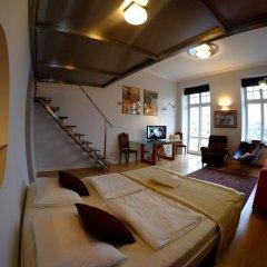 Апартаменты Residence Okolnik Apartments Студия с различными типами кроватей фото 6