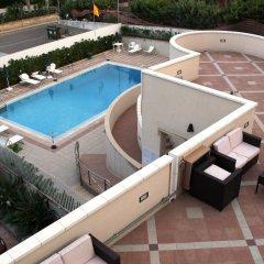 Отель Bulla Regia Фонтане-Бьянке балкон