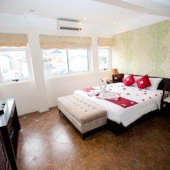 Hanoi Central Park Hotel 3* Представительский номер с различными типами кроватей