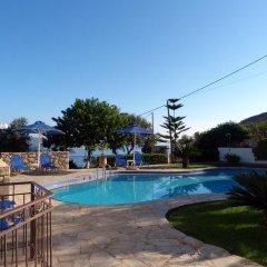 Отель Villa Amalia бассейн фото 3