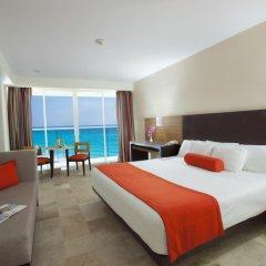 Отель Krystal Cancun Мексика, Канкун - 2 отзыва об отеле, цены и фото номеров - забронировать отель Krystal Cancun онлайн комната для гостей фото 12