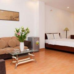 N.Y Kim Phuong Hotel 2* Люкс с различными типами кроватей фото 5