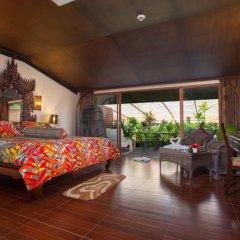 Отель Tropica Bungalow Resort 3* Люкс с различными типами кроватей фото 19