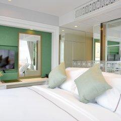 Отель Riva Arun Bangkok 4* Улучшенный номер с различными типами кроватей фото 10