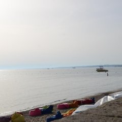 Andiz Beach Hotel пляж