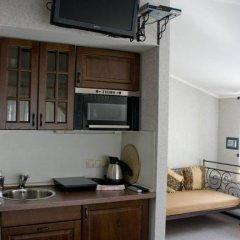 Гостиница Ажурный 3* Студия с разными типами кроватей фото 16