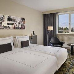 Отель Park Plaza Victoria Amsterdam 4* Представительский номер с различными типами кроватей фото 7