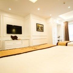 Hanoi HM Boutique Hotel 3* Полулюкс с различными типами кроватей фото 9