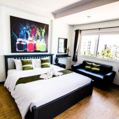 Colora Hotel 3* Номер Делюкс с двуспальной кроватью фото 3