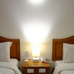 Отель PJ Inn Pattaya 3* Улучшенный номер с 2 отдельными кроватями фото 3