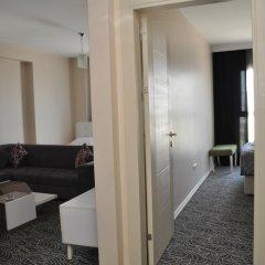 Отель Fix Class Konaklama Ozyurtlar Residance Апартаменты с различными типами кроватей фото 14