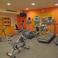 Отель Hilton Garden Inn Riyadh Olaya фитнесс-зал фото 3