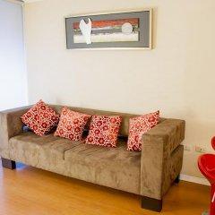 Отель Chilean Suites Centro Апартаменты с различными типами кроватей фото 2