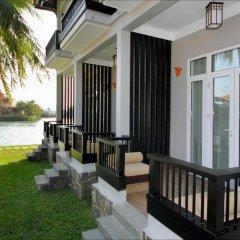 Отель Hoi An Beach Resort 4* Номер Делюкс с различными типами кроватей фото 13
