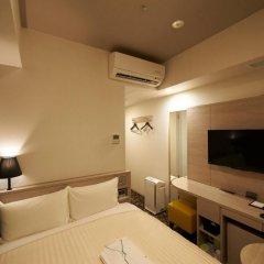Отель Sotetsu Fresa Inn Ginza-Nanachome 3* Номер с различными типами кроватей фото 9