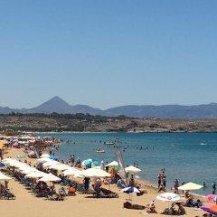Отель Blue Green пляж фото 2