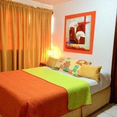 Hotel Casa La Cumbre Сан-Педро-Сула комната для гостей фото 3