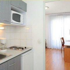 Отель Séjours & Affaires Lyon Park Lane 2* Студия с различными типами кроватей