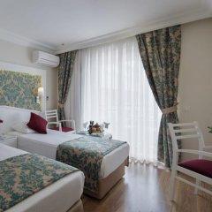 Alaiye Kleopatra Hotel 4* Стандартный номер с различными типами кроватей фото 6