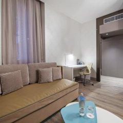 Отель NH Milano Touring 4* Люкс разные типы кроватей фото 3