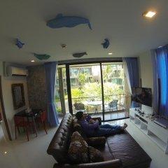 Отель Pixel Cape Panwa by Nongrit комната для гостей фото 2