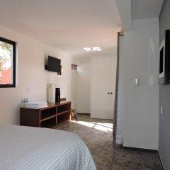 Отель Casa Coyoacan Стандартный номер фото 16