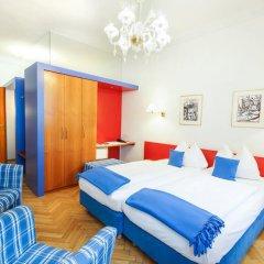 Отель Altstadthotel Wolf 4* Стандартный номер фото 7