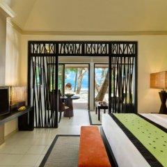 Отель Angsana Ihuru 5* Вилла Beachfront с различными типами кроватей фото 3