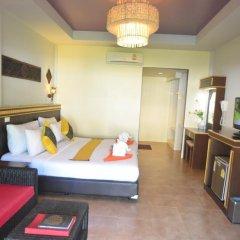 Отель Koh Tao Simple Life Resort 3* Стандартный номер с различными типами кроватей фото 11