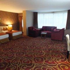 Royal Berk Hotel 3* Люкс с различными типами кроватей фото 7