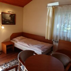 Отель Motel Comet Польша, Кобыльница - отзывы, цены и фото номеров - забронировать отель Motel Comet онлайн комната для гостей фото 2