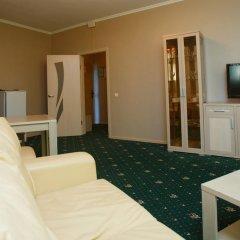 Гостиница Вояж Парк (гостиница Велотрек) 2* Люкс с различными типами кроватей фото 2